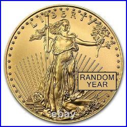 14kt Solid Gold For 1/2oz Gold Eagle Plain Bezel Modern & Clean $148.88
