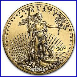 14kt Solid Gold For 1/4oz Gold Eagle Plain Bezel Modern & Clean $138.88