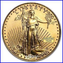 14kt Solid Gold For 1oz Gold Eagle Solid Rope Bezel 4.9 Grams $228.88