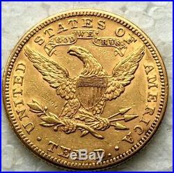 1882 usa 10 $ gold coin #58898