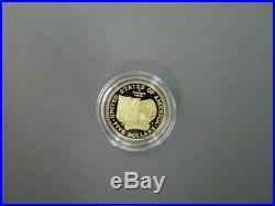 1992 Columbus $5 Gold $1 Silver & 50c Half Dollar Proof 3 Coin Commemorative Set