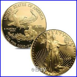 1997 3-Coin Proof Impressions of Liberty Set (Signed withBox&COA)