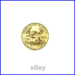 1/10 oz American Eagle $5 Gold Coin Random Year