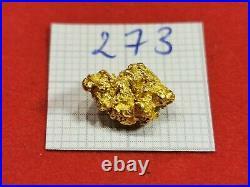 1,405g Alaska Yukon Goldnugget + Zert. Gold Nuggets #273 Goldnuggets Coin Barren