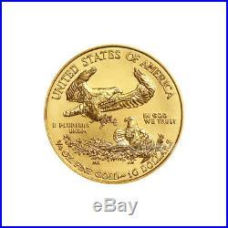 1/4 oz 2018 American Eagle Gold Coin