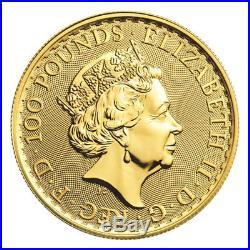 1 oz 2019 Britannia Gold Coin