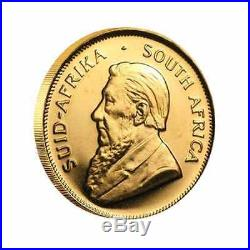 1 oz Gold Krugerrand Coin