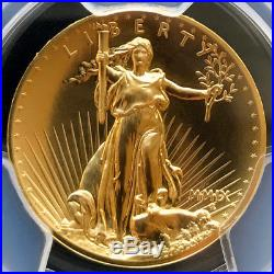 2009 American Liberty Double Eagle 1oz $20 Ultra High Relief Gold Coin PCGS MS70