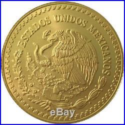 2016 1/2 oz Mexican Gold Libertad Coin (BU)