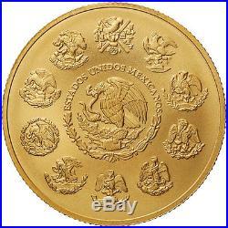 2016 1 oz Mexican Gold Libertad Coin (BU)