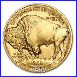 2017 1 oz Gold Buffalo Coin Brilliant Uncirculated SKU #118011
