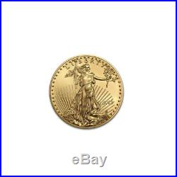 2018 1/10 oz Gold American Eagle $5 US Mint Gold Eagle Coin