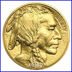 2018 1 oz Gold American Buffalo Coin
