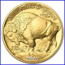 2018 1 oz Gold Buffalo Coin BU SKU #159695