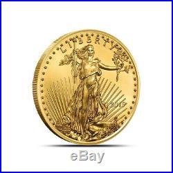 2019 1/4 oz $10 American Gold Eagle Coin Gem BU Fresh From Mint Rolls