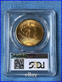 $20 US Gold Double Eagle, St. Gaudens. 1926, PCGS MS64. Great Investment Coin