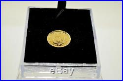 22K Yellow Solid Gold Coin Handmade King George The V FIFTH Glossy Finish