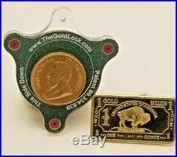 Bullion/Coin Scanner Kit Test ALL Gold Silver Bars Coins Nuggets Krugerrand