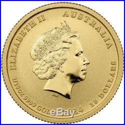 ON SALE! 1/10 oz Australian Battle Of The Coral Sea Gold Coin (BU)