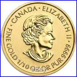 ON SALE! 1/10 oz Canadian First Special Service Force Gold Coin (BU)