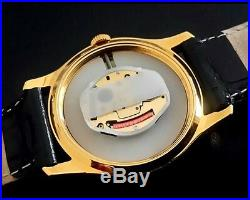 Super Rare CHAIROS Watch24K Solid Gold Coin (2006) Limited EditionUnique