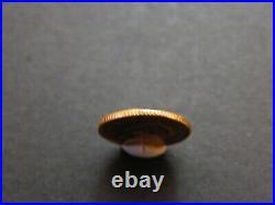 USA 1852 Gold 1 Dollar Coin Liberty Head